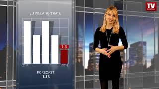 InstaForex tv news: EUR corrects movement while European inflation decelerates  (23.02.2018)