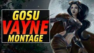 Gosu Vayne Montage 2017 - Best Vayne Plays | League Of Legends