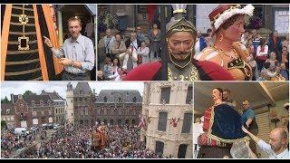 C'est Géant sur France 3 avec les fêtes de Gayant