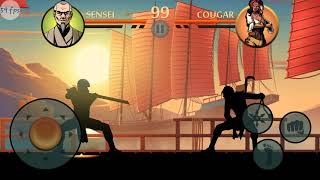 Shadow Fight 2 Special Edition Sensei's Story Part 4 [1080p60](Wasp Bodyguards)
