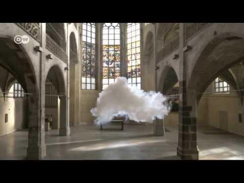 Dutch artist Berndnaut Smilde | Euromaxx