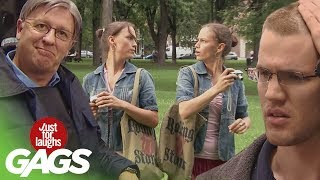 Funny Twin Pranks - Best of Just for Laughs Gags