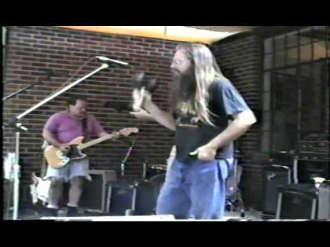 7th Annual Memorial Day Party at Greg Arnold's 6-30-1994. Part 1of 6.