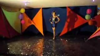 Famke Janssen D'Windson No Miss Tancredo Neves 2011
