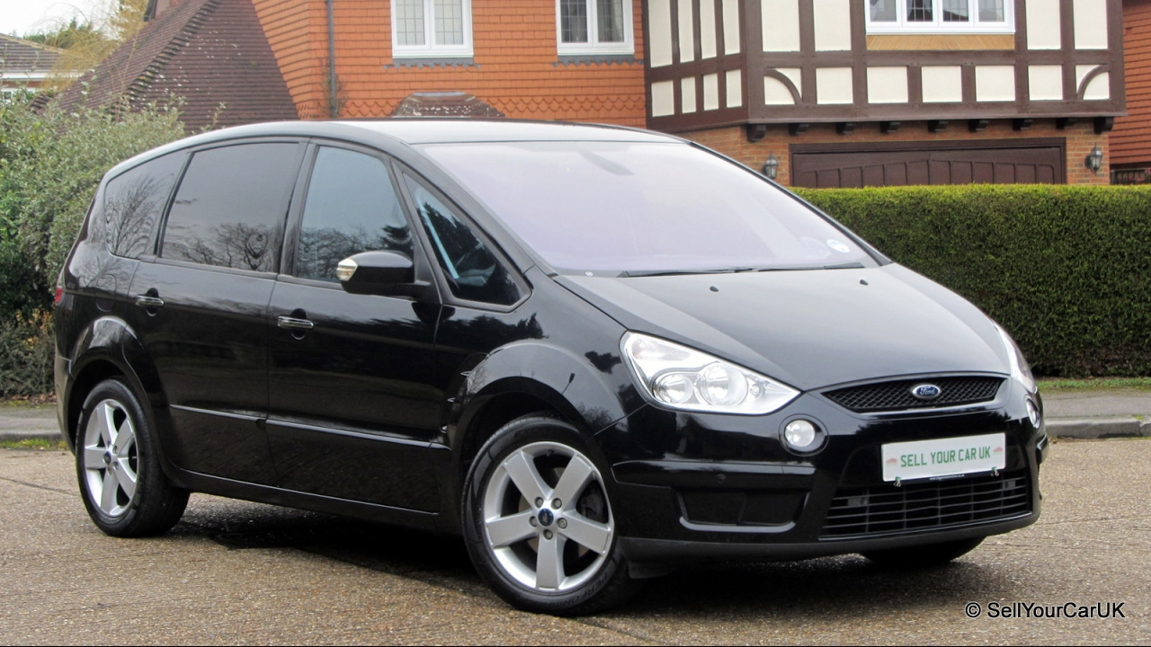 S Max Schiebetür Sold Using Sell Your Car Uk - 2009 Ford S-max 1.8 Tdci
