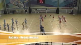 1-й тур ЧР по волейболу 2016. Молодёжная лига. День 2-й.