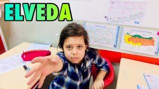 ELVEDA ,VEDA EDİYORUM