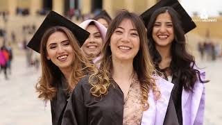 Ankara Mezunİyet Ankara Üniversitesi Sınıf Öğretmenliği 2018' Mezuniyet Klib