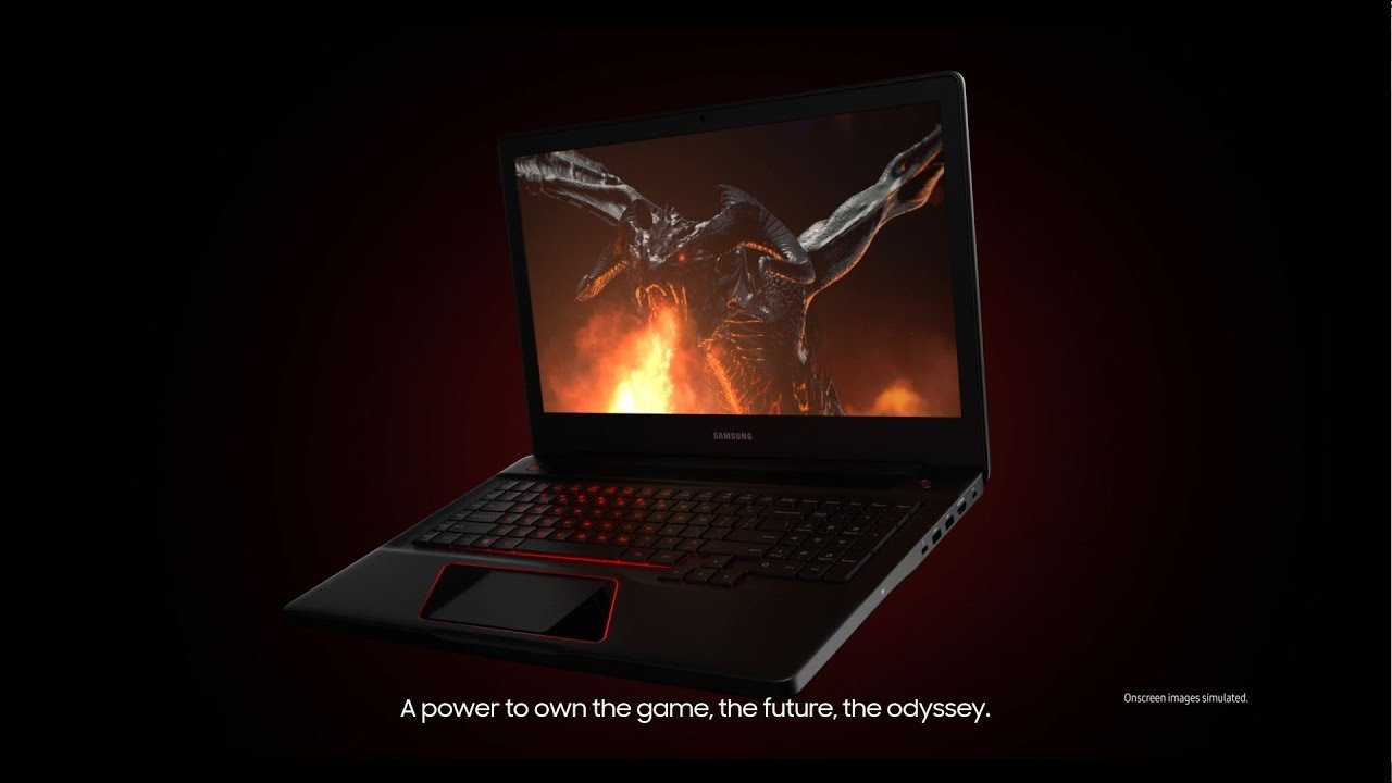 Notebook samsung games - Samsung Notebook Odyssey Designed For Gamers Powered To Win Samsung Global Newsroom