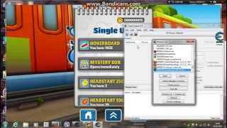 Subway Surfers Cheat Engine 6.4