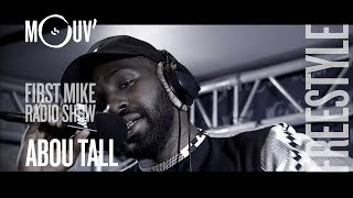 Download ABOU TALL : Freestyle (Live @ Mouv' Studios) #FMRS MP3 song and Music Video