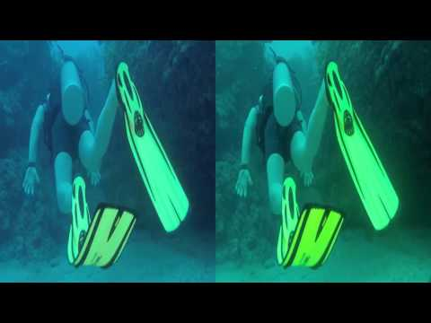 2016 04 23 Dive 4 3D Side by side