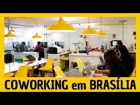 COWORKING em BRASÍLIA | escritórios compartilhados de coworking para trabalhar em BRASÍLIA