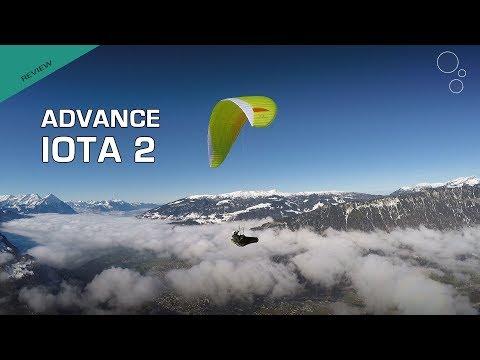 Advance IOTA 2: First Flight Review