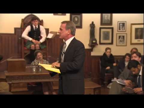 WL Craig, PS Williams vs. A Copson, A Ahmed - Cambridge Union Society God Debate, Oct 2011