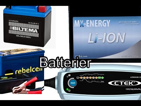 Nya Batterier | Kajakfiskemagasinet JA-39