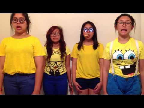 Minions - Banana Song Cover