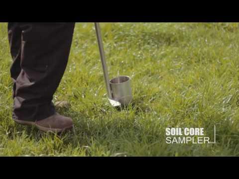 Soil Core Sampler From Grasstec Group