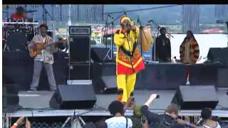 Capleton performance at Rebel Salute 2014