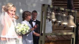 Свадьба видео HD видеосъемка свадеб в Волгограде встреча жениха невесты колокольным звоном StudioK2A