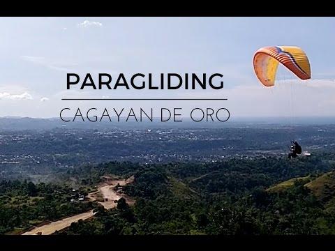WATCH: Paragliding in Cagayan de Oro | Seirra del Rio 🔥🔥🔥