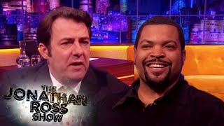 police crash nwa concert during f ck the police performance the jonathan ross show