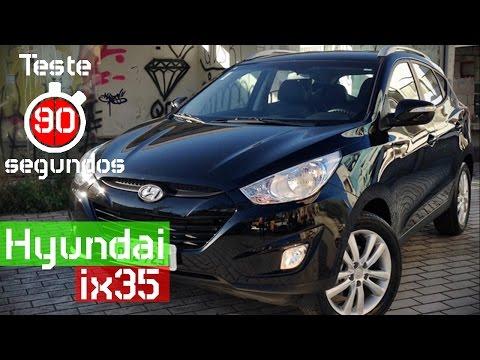 Hyundai ix35 nacional teste 90 segundos Carsale