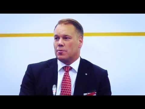 Magnus Brännström, Oriflame - interview at FMCG in Russia 2014