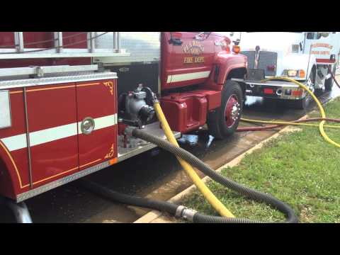 Part 11 - Rural Water Supply Drill - Shelby County, Alabama - June 2015 - 1,000 GPM Club