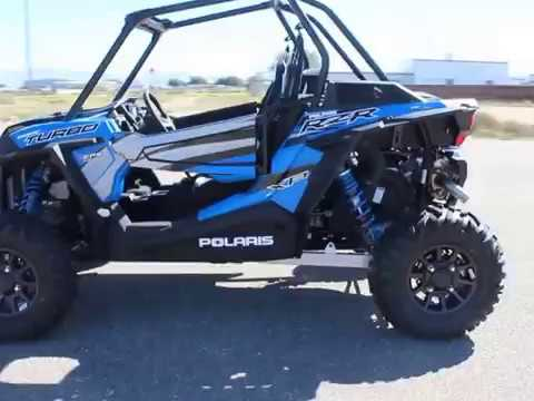 2018 Polaris Rzr Turbo Youtube