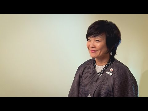 Akie Abe: End Stigma Attached to HIV