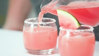 The Secret To Making The Best Watermelon Margarita | Tips From The Test Kitchen | Southern Living