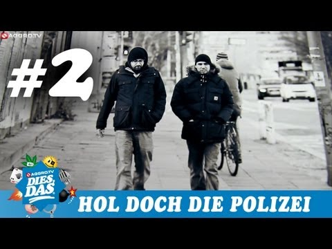 NR.05 - TEIL 2 - HOL DOCH DIE POLIZEI - OLIVER KORITTKE INTERVIEW (OFFICIAL HD VERSION AGGROTV)