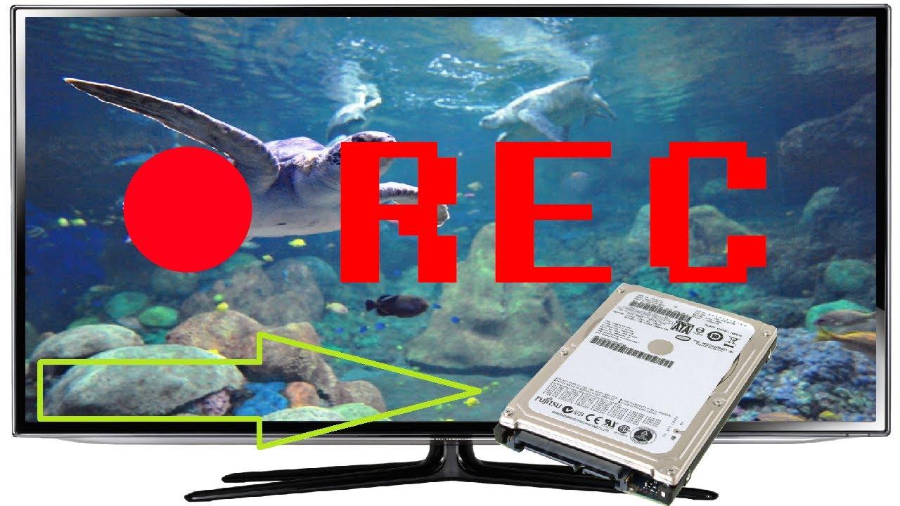 Tv Aufnahme