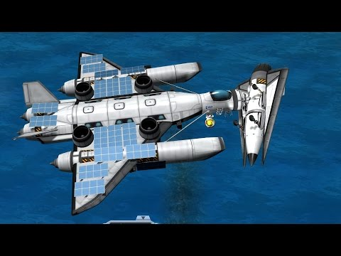 KSP - Rescue and Recovery VTOL - dummy-test