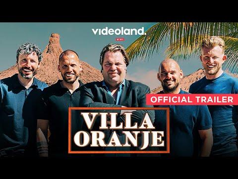 Villa Oranje   Vanaf 14 mei