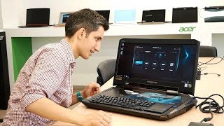 Огляд ноутбука Acer за 700 000 рублів