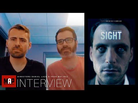 INTERVIEW with Directors of Sci-Fi Film SIGHT - Daniel Lazo / Eran May-raz  by MAP &  Marcin Migdal