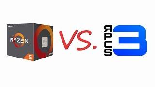 2600X (6 Cores/12 Threads) VS RPCS3 (PS3 Emulator)