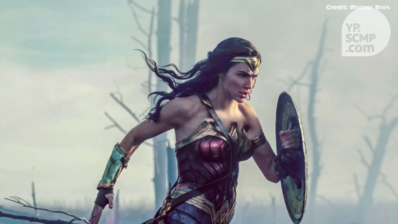 Wonder Woman New Costume Design