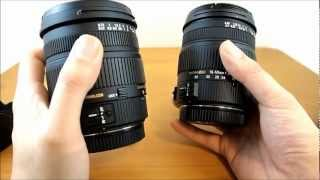 Sigma 17-70mm f/2.8-4 DC Macro OS Review