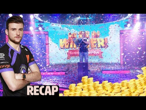 CLASH ROYALE RECAP DU TOURNOI 1 MILLION EUROPE !!!