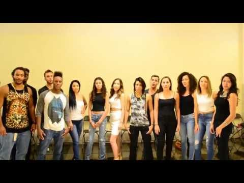 LATINO FASHION WEEK MODEL CALL VIDEO 2015