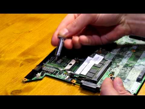 how to open hp pavilion dv6 screen