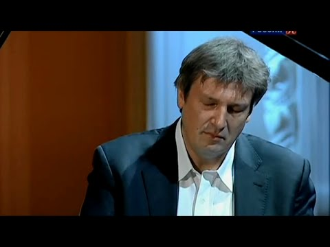 Boris Berezovsky plays Medtner - Piano Sonata No. 12