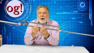 How does a J-pole antenna work? AD#36