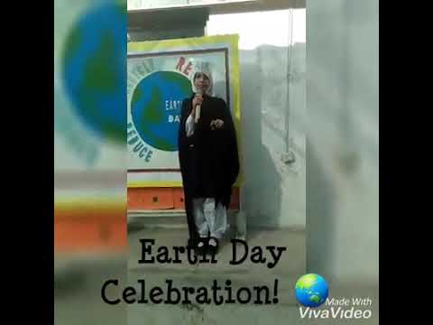 Earth Day  at G 10 Campus