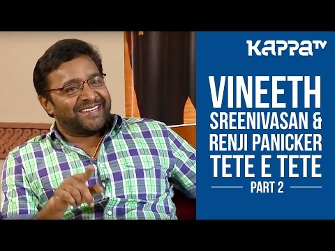 I Personally - Renji Panicker & Vineeth Sreenivasan | Jacobinte Swargarajyam spl (Part 2) - Kappa TV