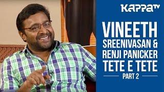 I Personally Renji Panicker Vineeth Sreenivasan Jacobinte Swargarajyam spl
