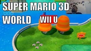 Super Mario 3D World #1 Clarissa spielt WiiU